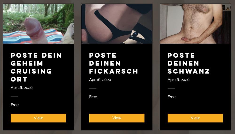 Schweizer Gay Chat