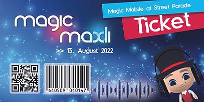 ticket magicmobile streetparade crowdfunding