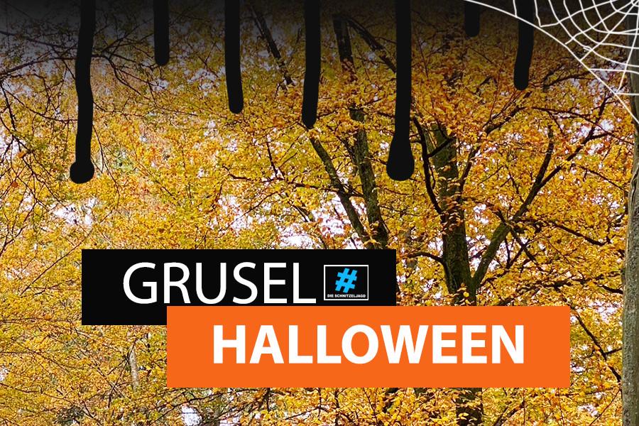 Schnitzeljagd Schweiz - Kinder Halloween