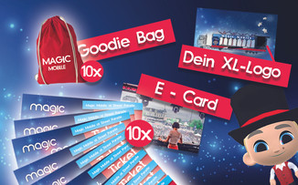 VIP - Magic Mobile - 10 Tickets / 5000.- CHF