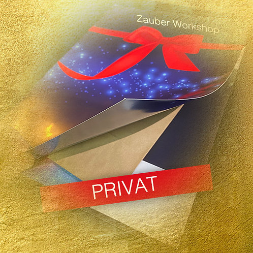 VIP Online Zauber Workshop