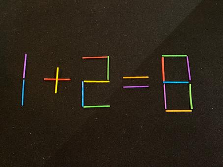 Magische Rätsel zum lösen