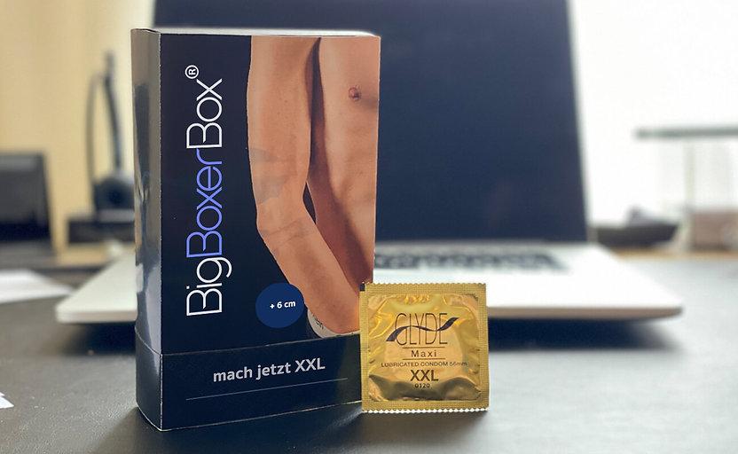 Im Bild Penisvergrösserung / Penisverlängerung Tabletten Produkt bei unzufriedenheit