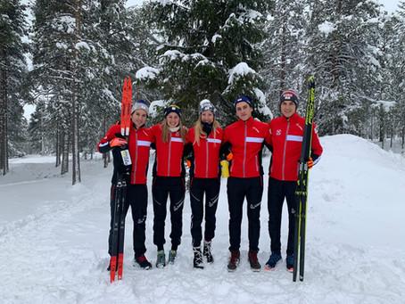 07.12 Continentalcup Pokljuka und Weltcup in Lillehammer