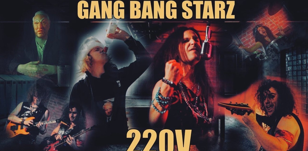 GANG BANG STARZ
