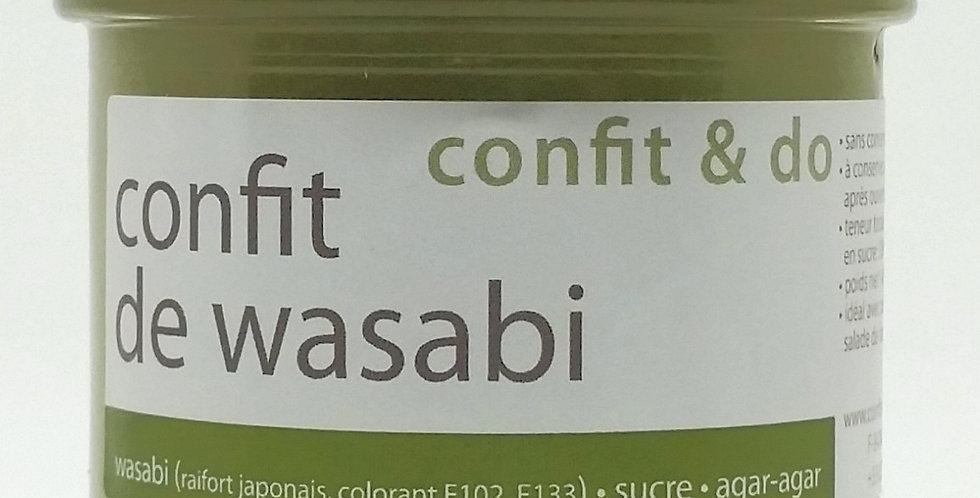 Confit de Wasabi