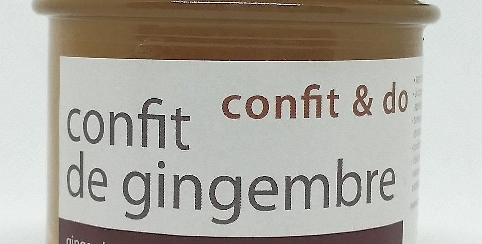 Confit de Gingembre