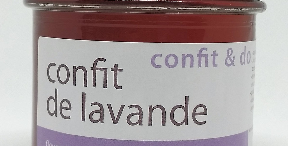 Confit de Lavande