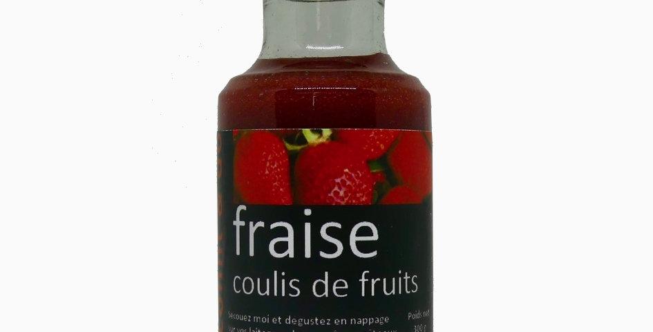 Coulis de Fraise