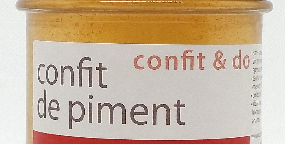Confit de Piment