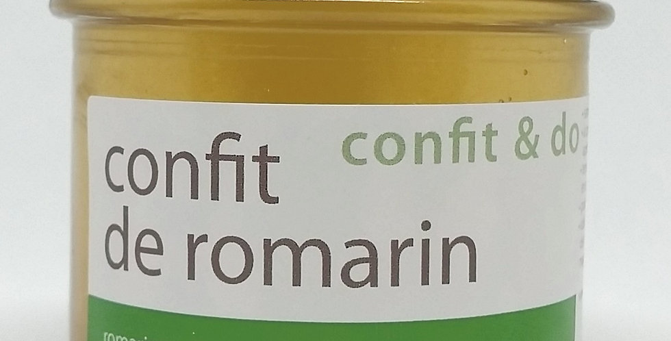 Confit de Romarin