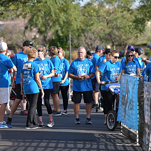 2018 Lace Up To End Child Abuse 5K