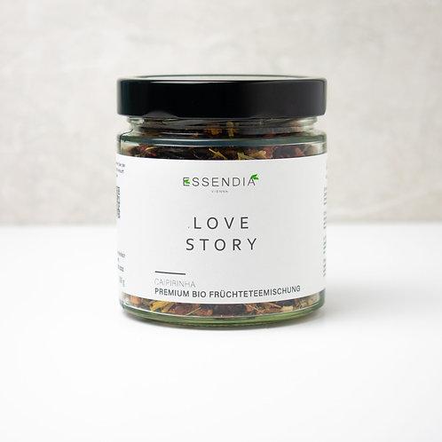 Love Story Früchtetee