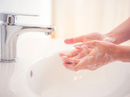 Zarte, glatte Hände trotz häufigen Händewaschens