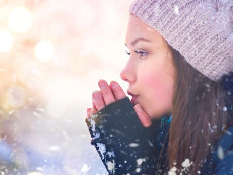Beauty-Tipps bei großer Kälte