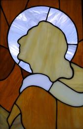 Витраж-икона, процесс создания