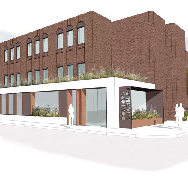 Extension & Refurbishment Windsor