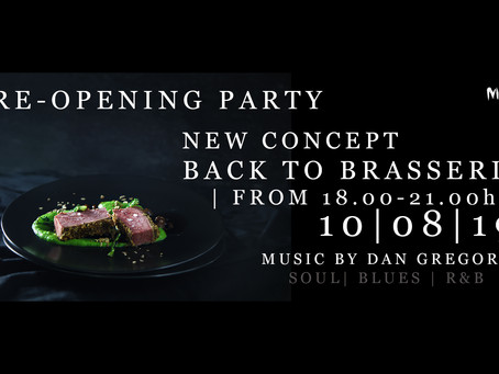 RE OPENING PARTY