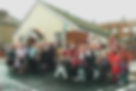 9 Bonny Downs Church members (Rose Pagan