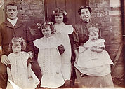 6 Tribley family with Rose (bottom left)