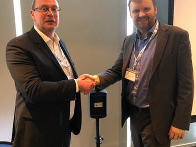 EarthSense Announce New Zephyr® Channel Partnership with Connected Fleet Specialist, CMS SupaTrak