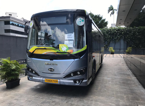 EarthSense Services Support Trial Interventions to Aid the Move to Electric Vehicles in India