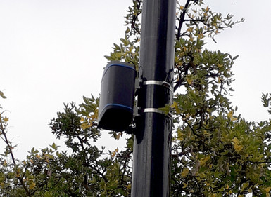 Zephyr® Sensors Send Alerts to Divert Traffic From Pollution Hotspots in Coventry