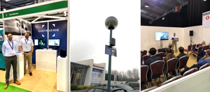EarthSense at the Air Quality & Emissions Show 2018
