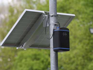 Zephyrs go Green with Solar Panel Option!
