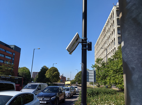 EarthSense Collaborates With The City of Wolverhampton Council to Reduce Air Pollution