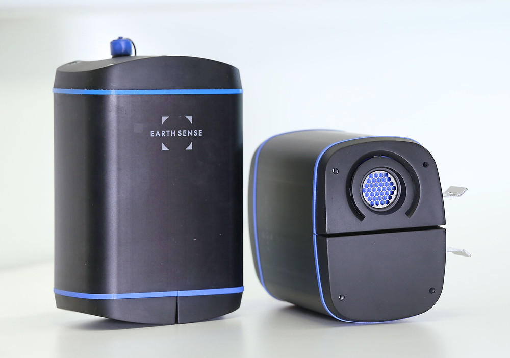 Zephyr Air Quality Sensor