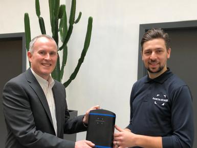 EarthSense Announce Enviro Technology Services as UK Distributor for Zephyr® Air Quality Sensors.