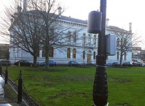 EarthSense & Trinity College Dublin to Create an Educational Air Quality Tool for Dublin
