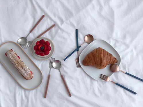 Bogen Pino Dessert Cutlery Set