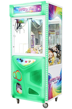 Prize Time Deluxe Crane Game