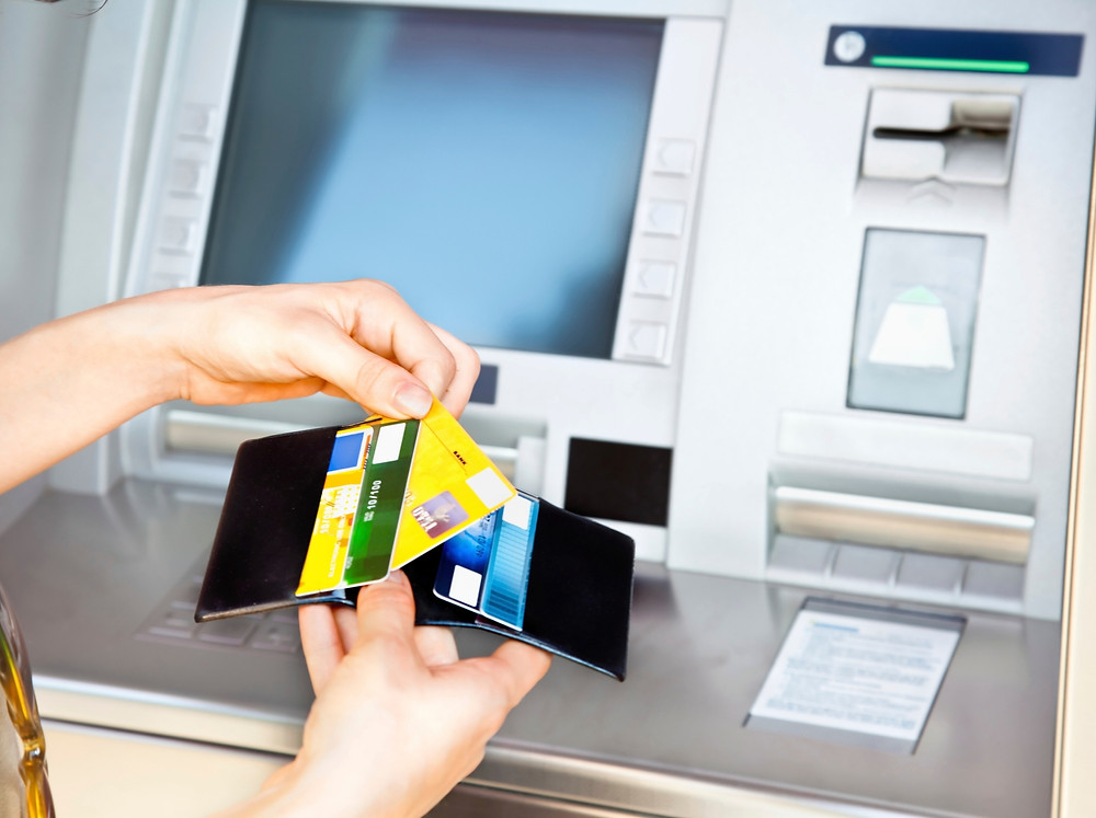 Consumers rely on ATMs