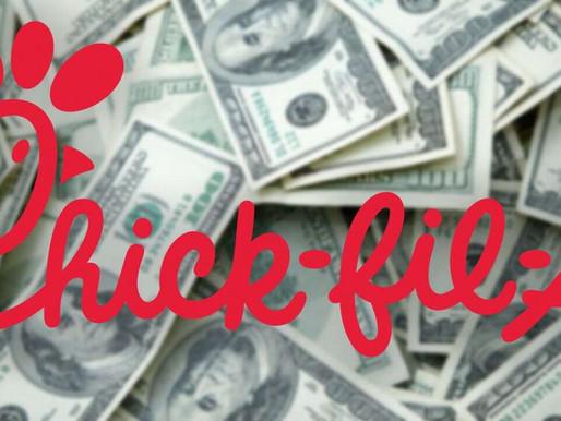 Cash Coalition Addresses Chick-Fil-A Move Against Cash