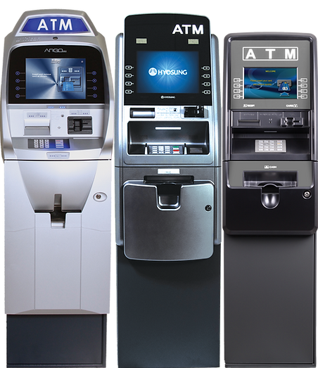 ATM products and equipment North Carolina