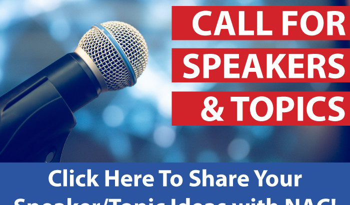 NAC2021 Call for Speakers & Topics!