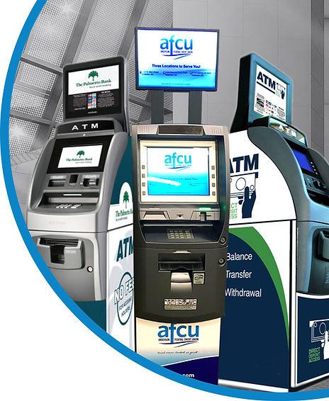 Workplace ATMs North Carolina