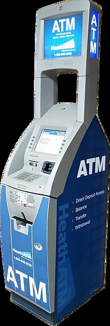 ATM Cash loading North Carolina
