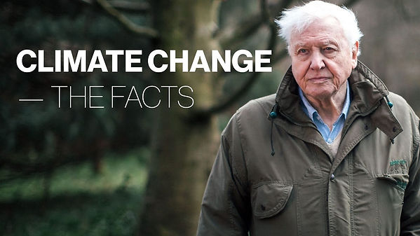 Climate Change The Facts Climate Change Documentary