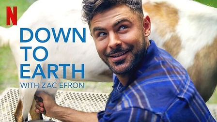 Down to Earth with Zac Efron Climate Change Documentary