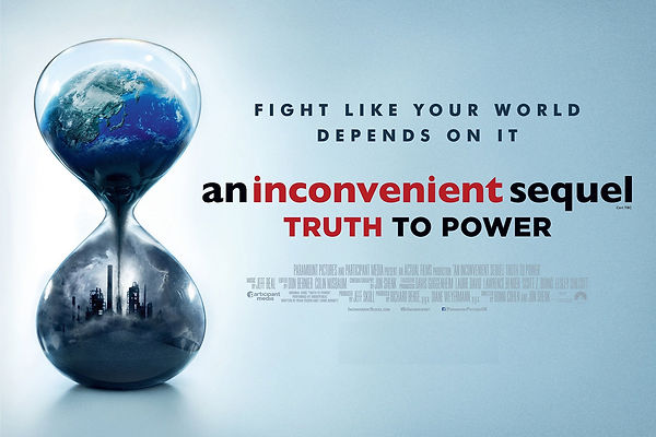 An Inconvenient Sequel Climate Change Documentary