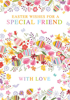 Special Friend Small Card