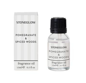 FRAGRANCE OIL POMEGRANATE AND SPICED WOOD