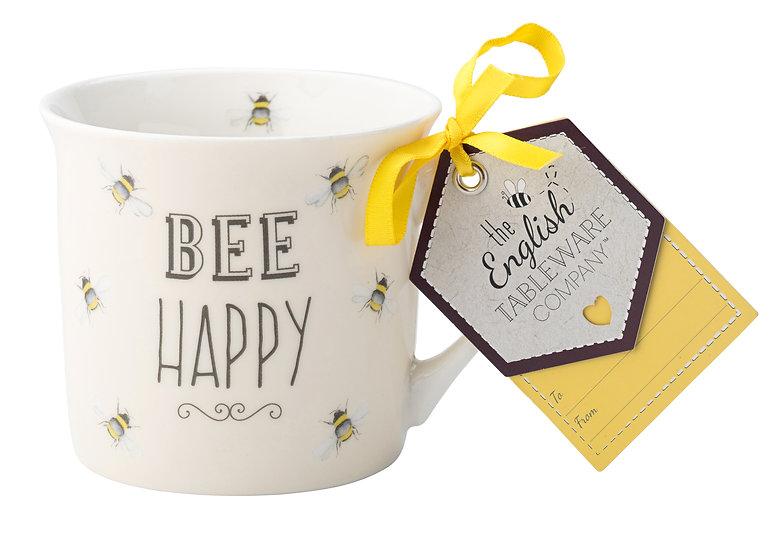 Bee Mug Cream
