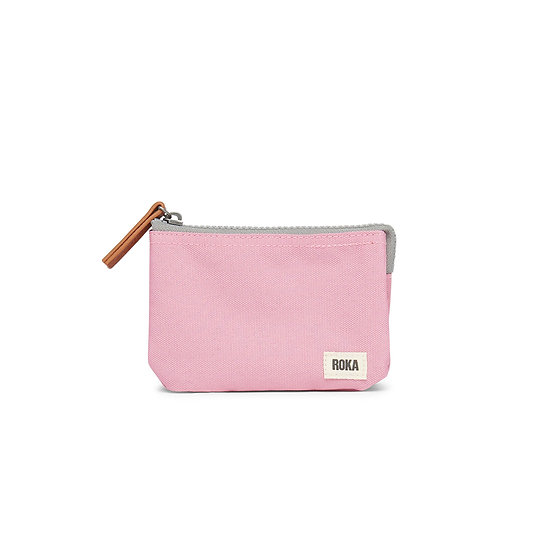 ROKA LONDON CARNABY ECO PURSE/WALLET ANTIQUE PINK