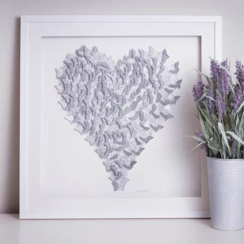 ART WORK HEART LARGE