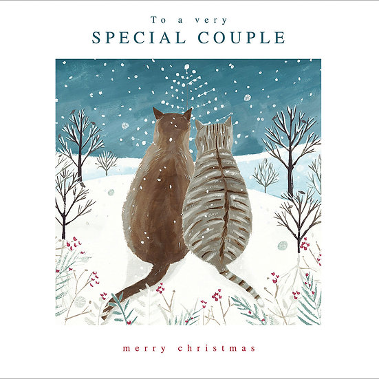 Special Couple -cats